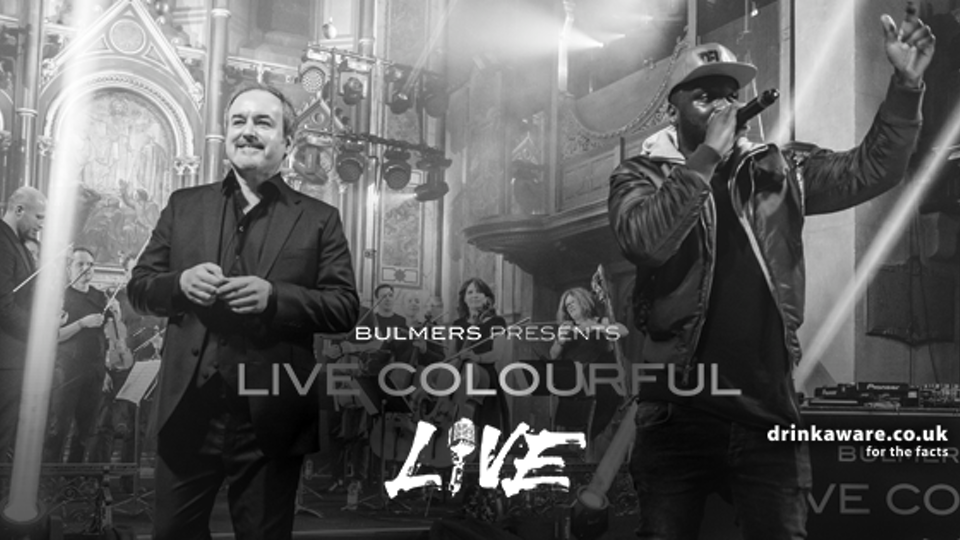 Bulmers Live Colourful Live