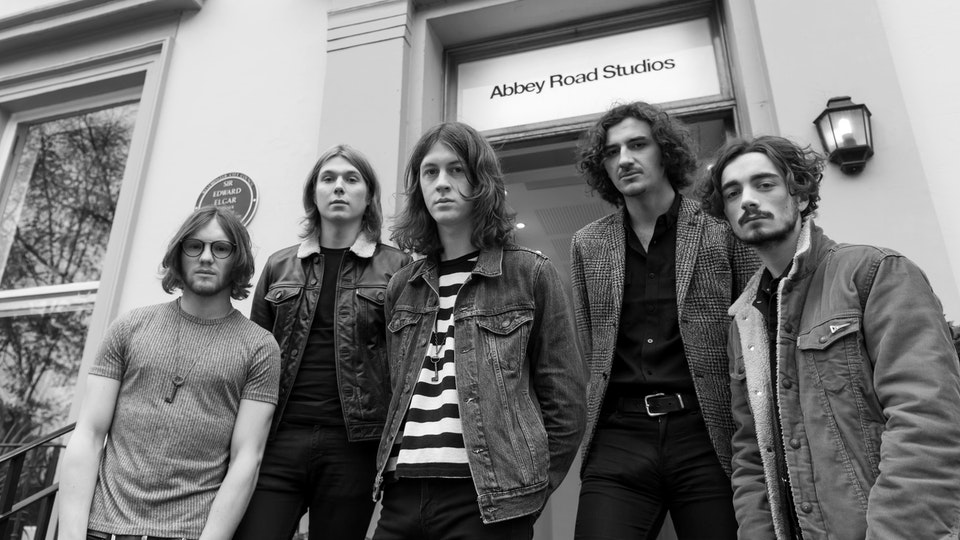 Channel 4 Future Sounds - Blossoms 'Charlemagne' Live from Abbey Rd