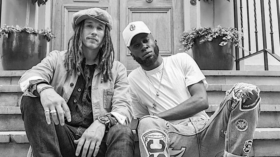 JP Cooper ft Kojey Radical 'Party'