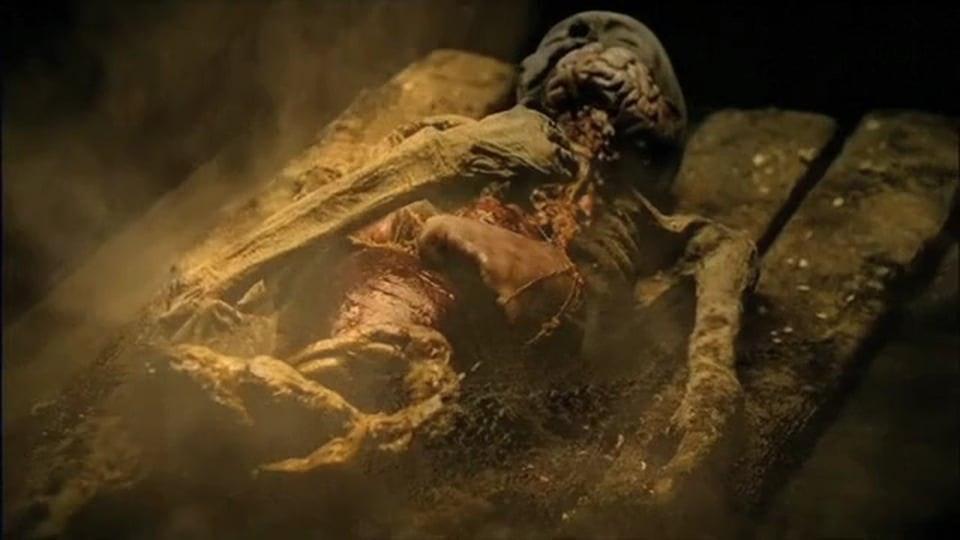 """Nefertiti Resurrected"""