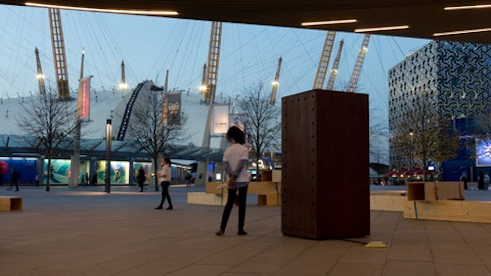 """Breather"" - Breather outside the O2"