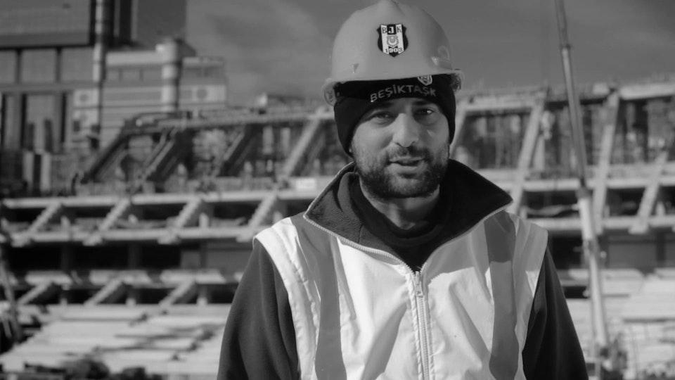 "Muratcan Gökçe, GYD | Director of Photography - Vodafone Arena - ""#Sabret"""