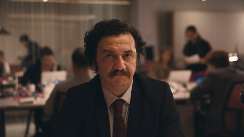 "Muratcan Gökçe, GYD | Director of Photography - Burger King - ""Office"" Dir. Cut"