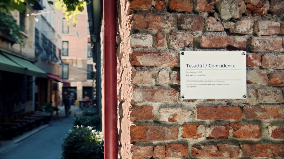 "15th Istanbul Biennial ""A Good Neighbour"" (City) Koç Holding / 15th Istanbul Biennial ""A Good Neighbour"" - ""City"""