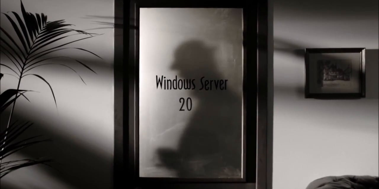 "Microsoft - ""Windows Server"" (3 of 3 films)"
