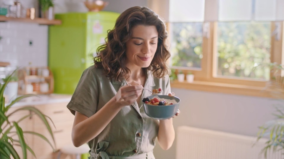 "Muratcan Gökçe, GYD | Director of Photography - Danona Activia - ""Natural Probiotics"""