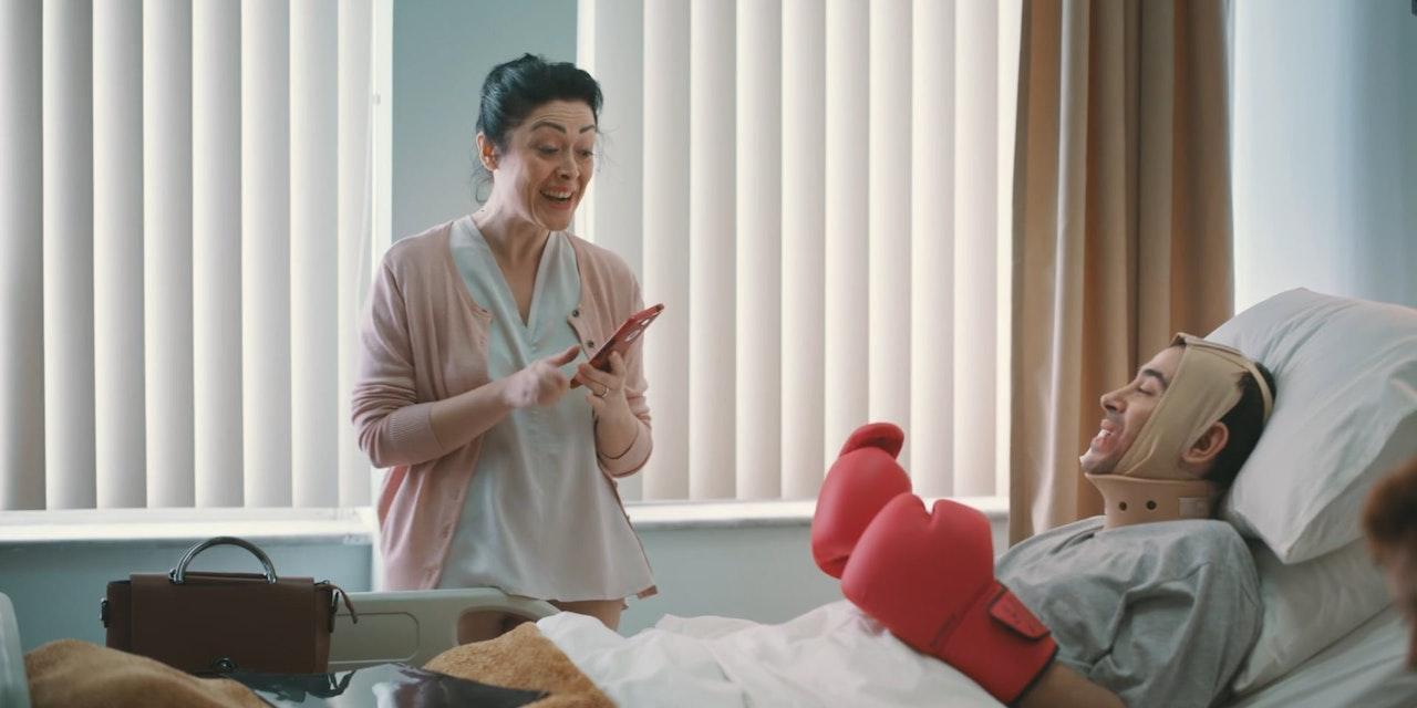 "Vodafone - ""Boxer"""