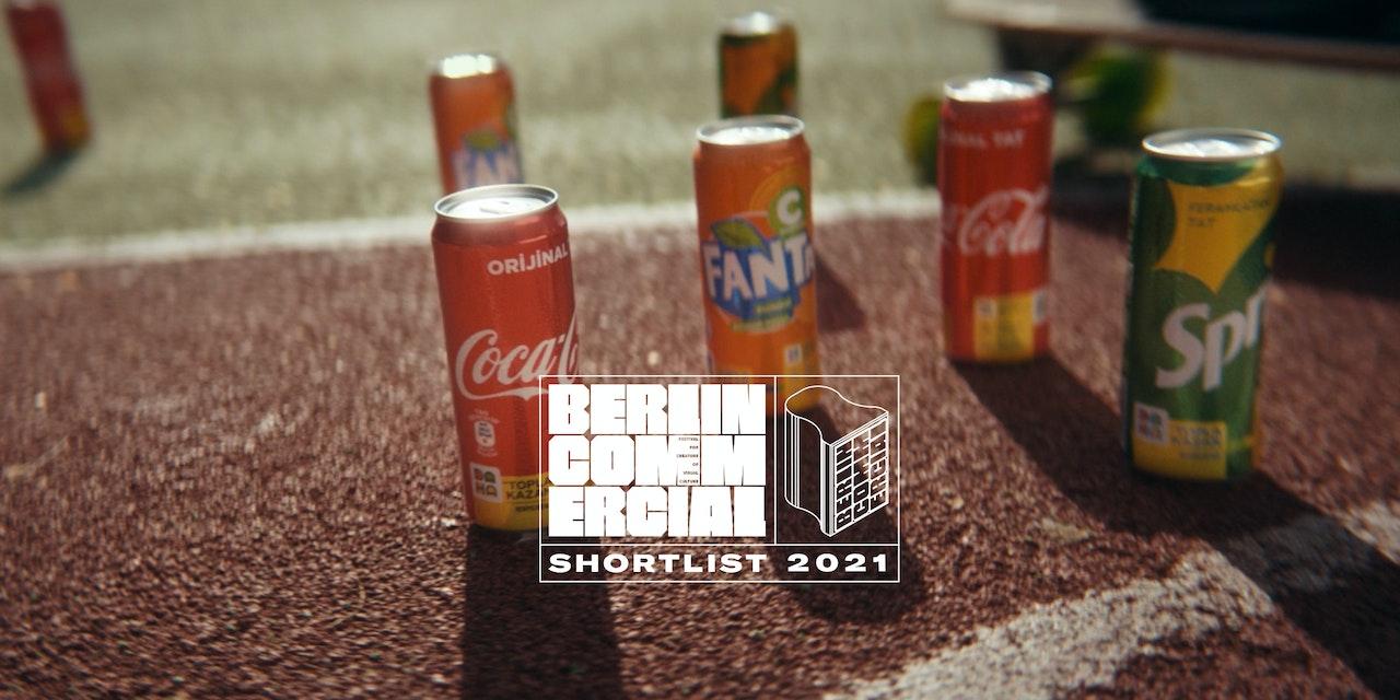 """Coca Cola - """"More and More"""""""