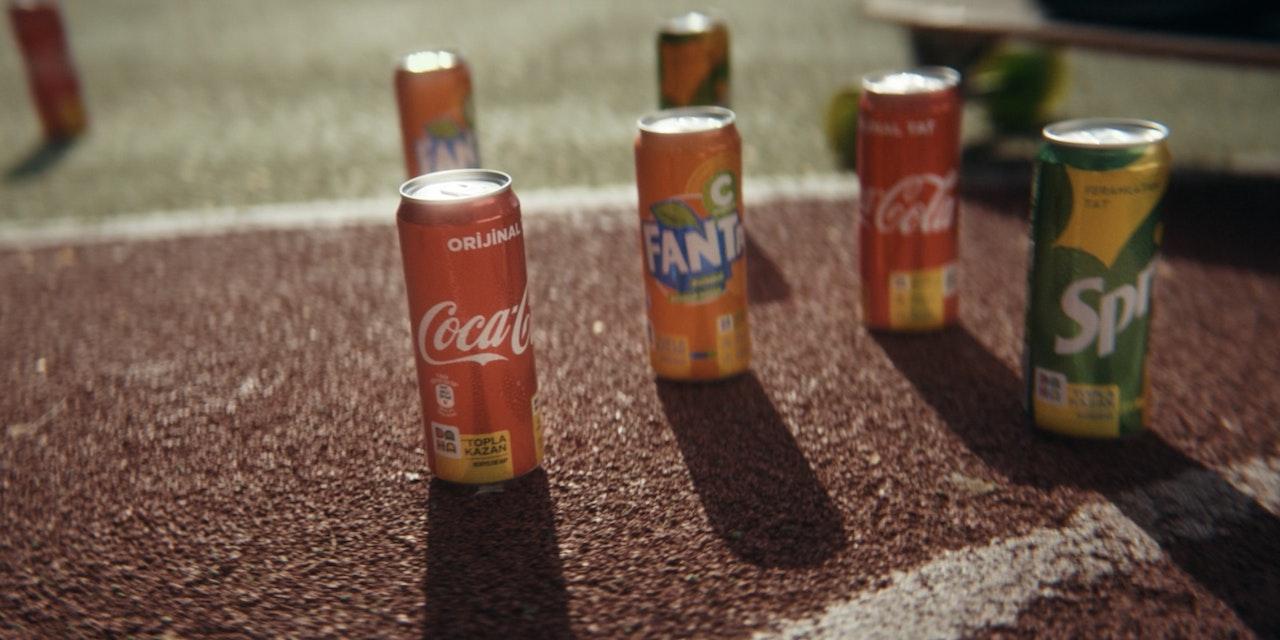 Coca Cola - Daha