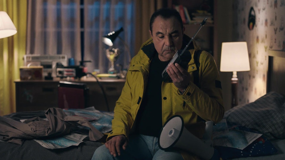 "Muratcan Gökçe, GYD | Director of Photography - Netflix - ""Stranger Things S2: Sadettin Teksoy is in Hawkins"""