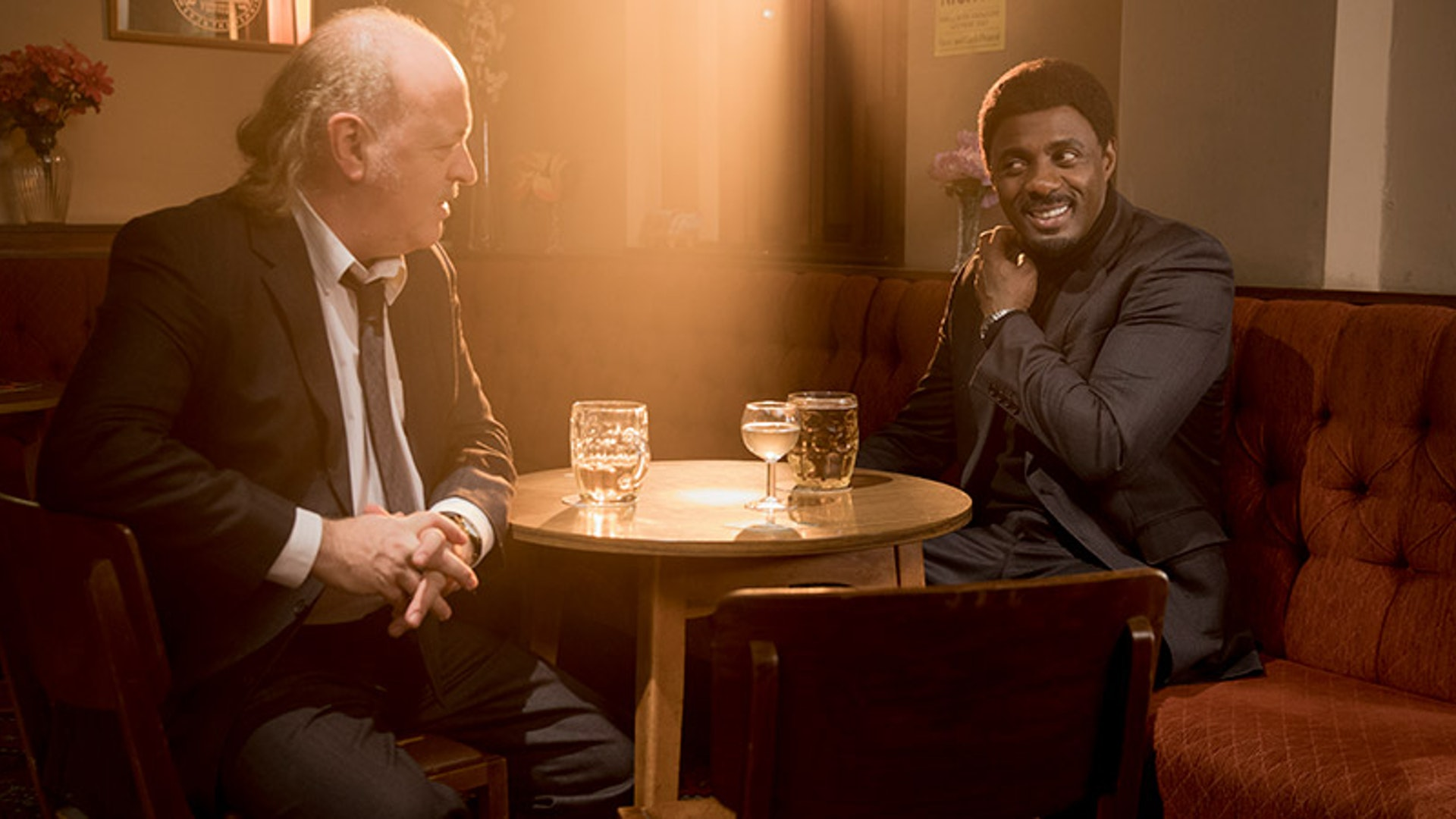 In the Long Run Ep 3 / Idris Elba / Sky One