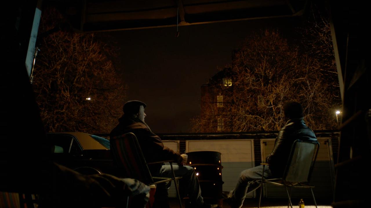 In The Long Run Ep 1/ Idris Elba, Bill Bailey / Sky 1