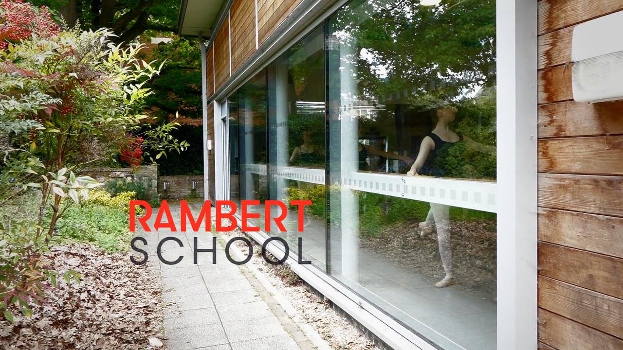 Rambert Dance School - Ballet
