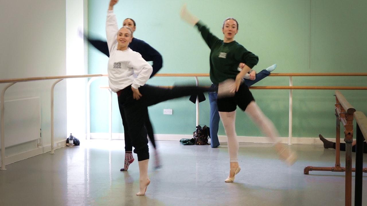Rambert Dance School - Day In The Life