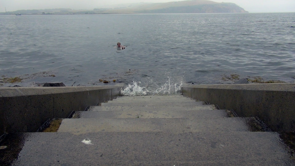 Mirror Lands - Swimming in the Firth. Still image from Mirror Lands.