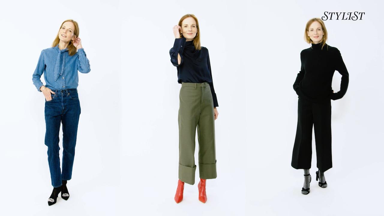 Stylist - Crop Trousers