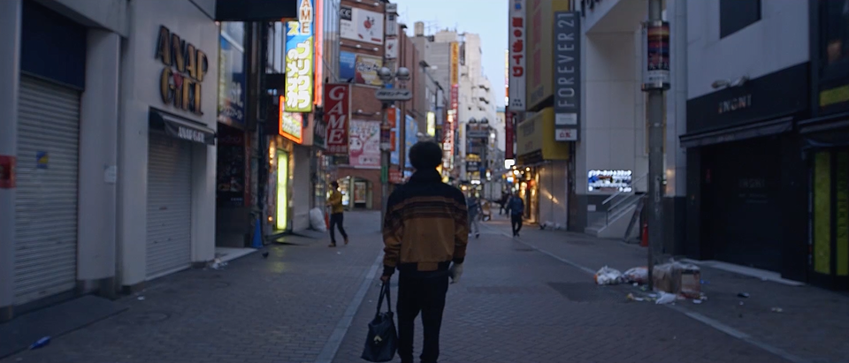 Henri Gander - PUMA - THE QUEST | Chapter III, Tokyo