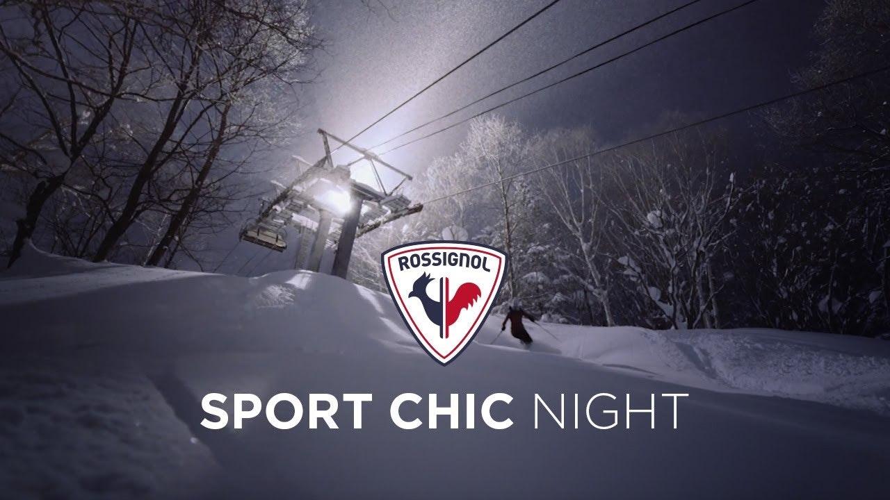 ROSSIGNOL APPAREL | SPORT CHIC SKI | NIGHT