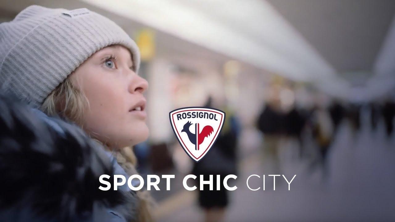 ROSSIGNOL APPAREL | SPORT CHIC SKI | CITY