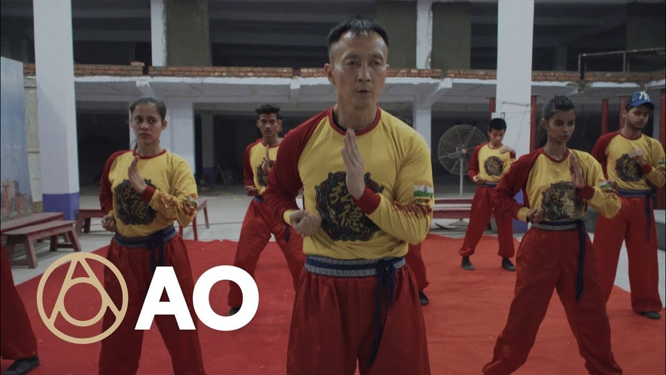Training to Become a Lion Dancer   Atlas Obscura