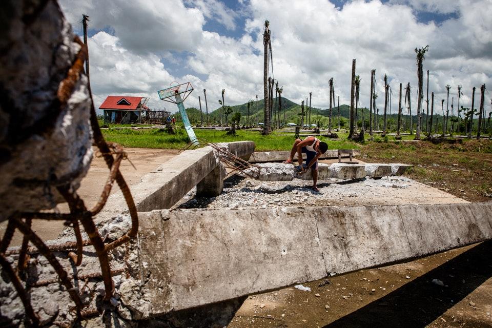Tacloban, Handicap International 1