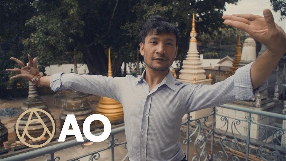 Meet Cambodia's First LGBTQ Dance Company