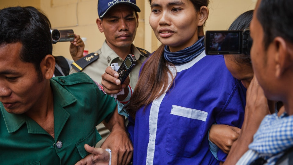 Land Evictions in Cambodia