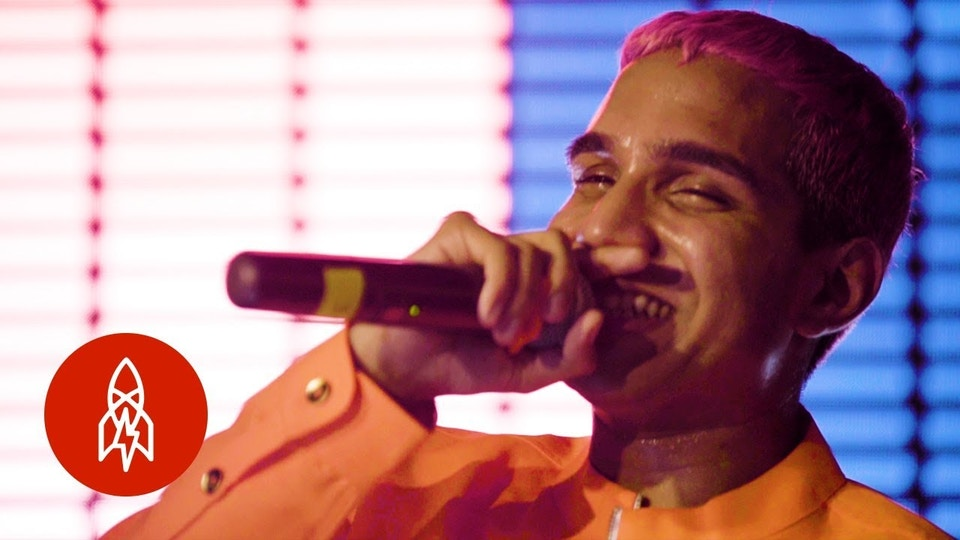 How Yung Raja Is Bringing Tamil to the Rap Scene