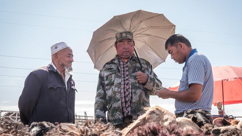 The Uighurs of Kashgar
