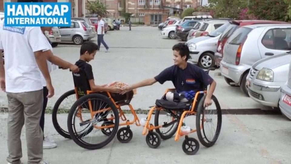 Emergency Rehabilitation - Nepal Earthquake