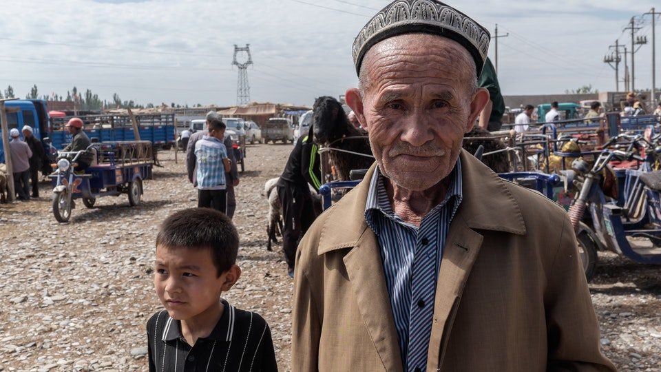 The Uighurs of Kashgar