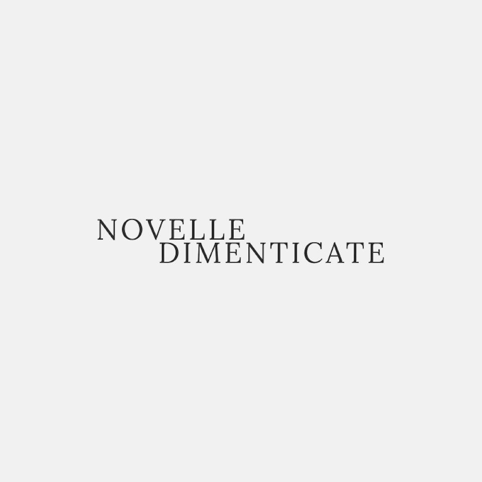 Novelle Dimenticate