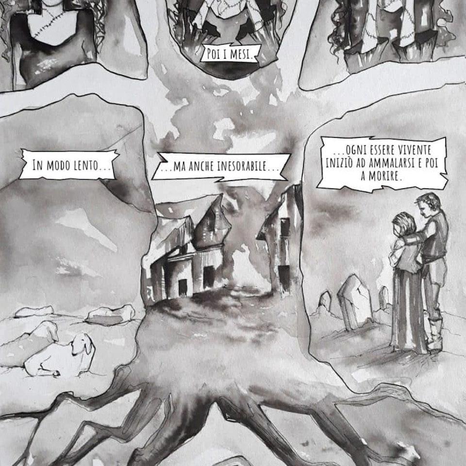 Storia di una Bambola di Pezza - Il Cuore di Rovi (Prologo)