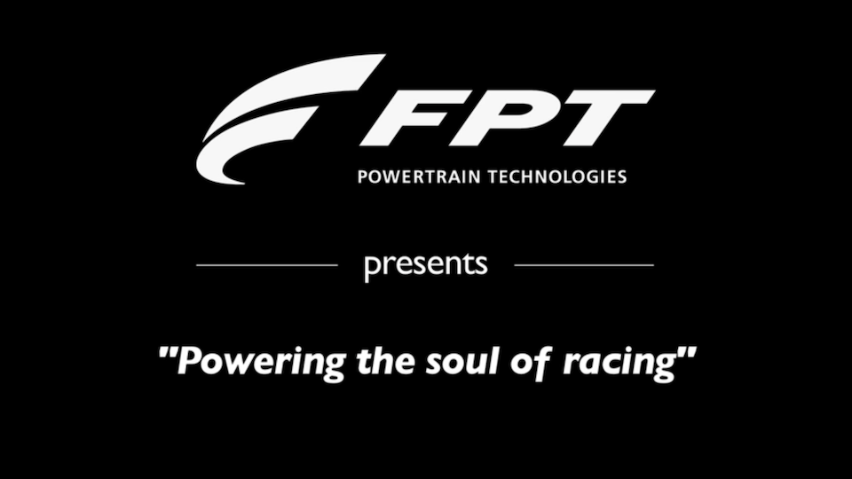 FPT - Powering the soul of racing