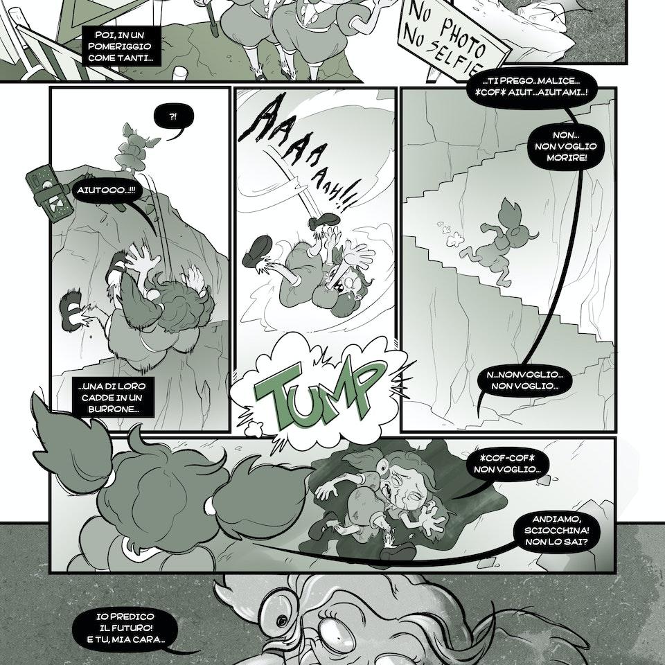 Fumetti Brevi