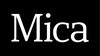 MICA TYPEFACE