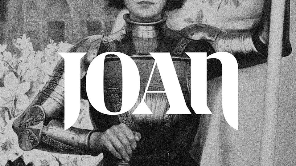 JOAN IDENTITY