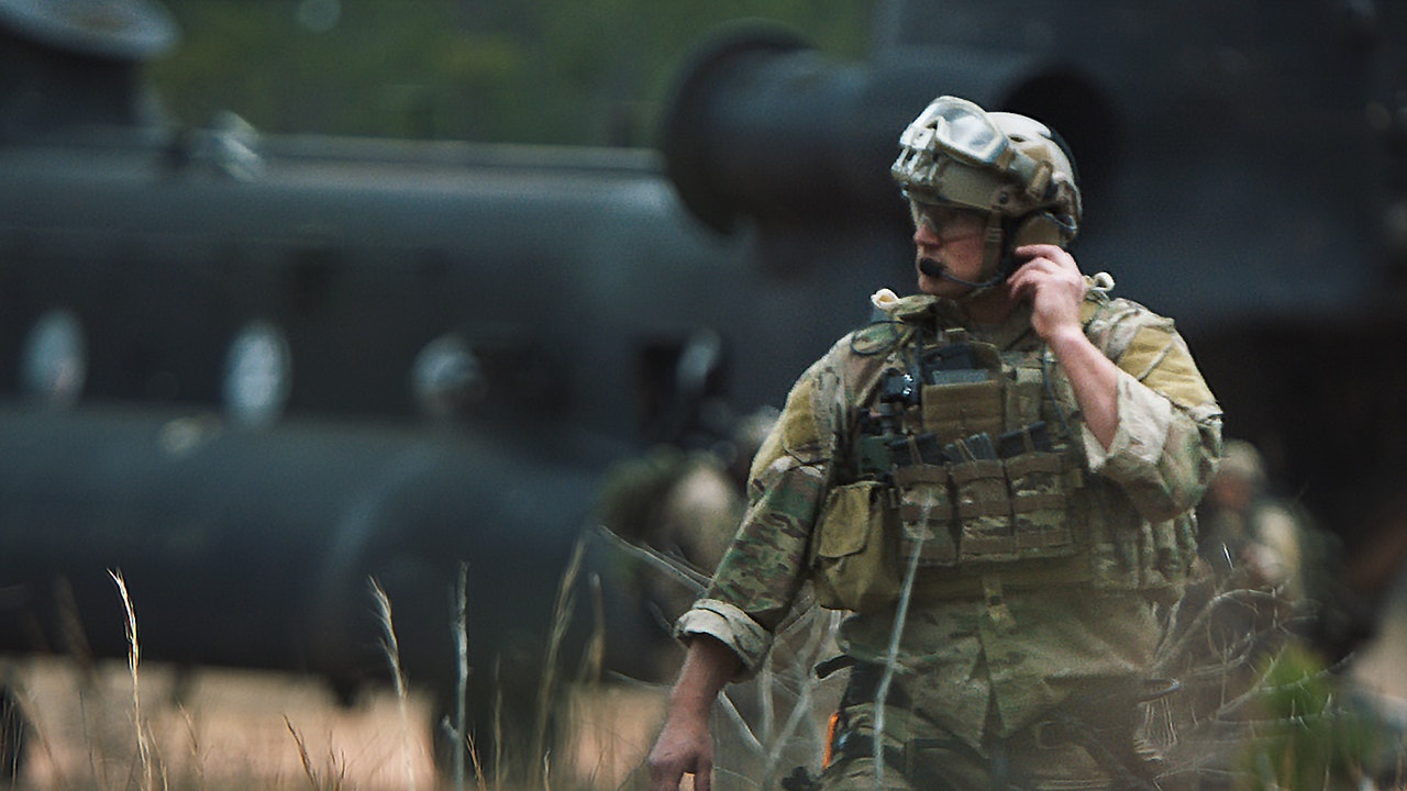 U.S. Air Force- Special Ops