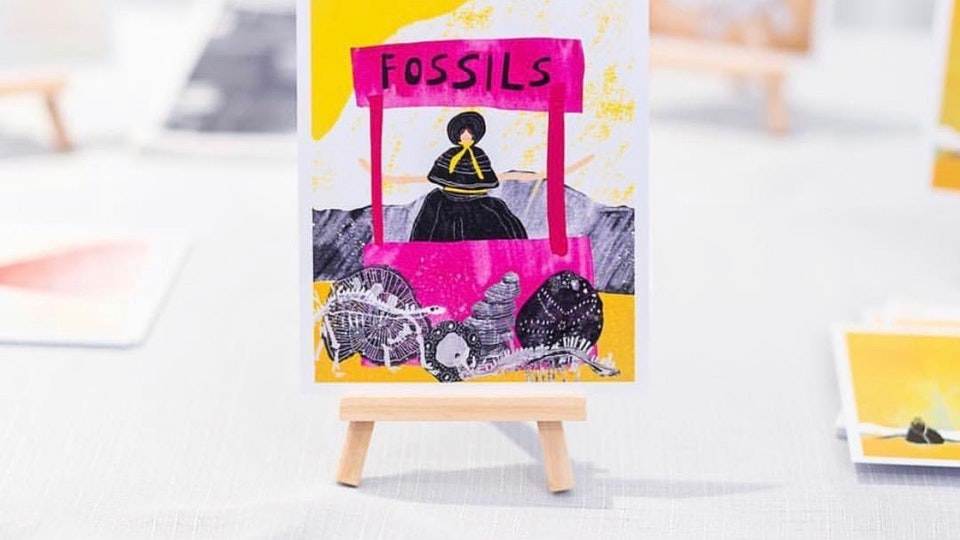 Mary Anning Rocks Exhibition