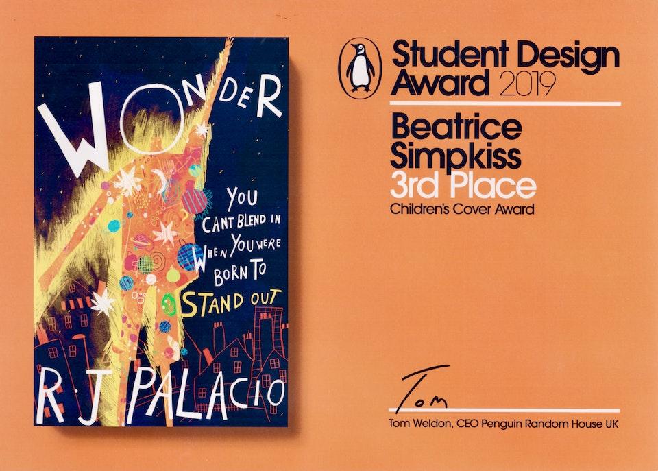 Student Design Award 2019