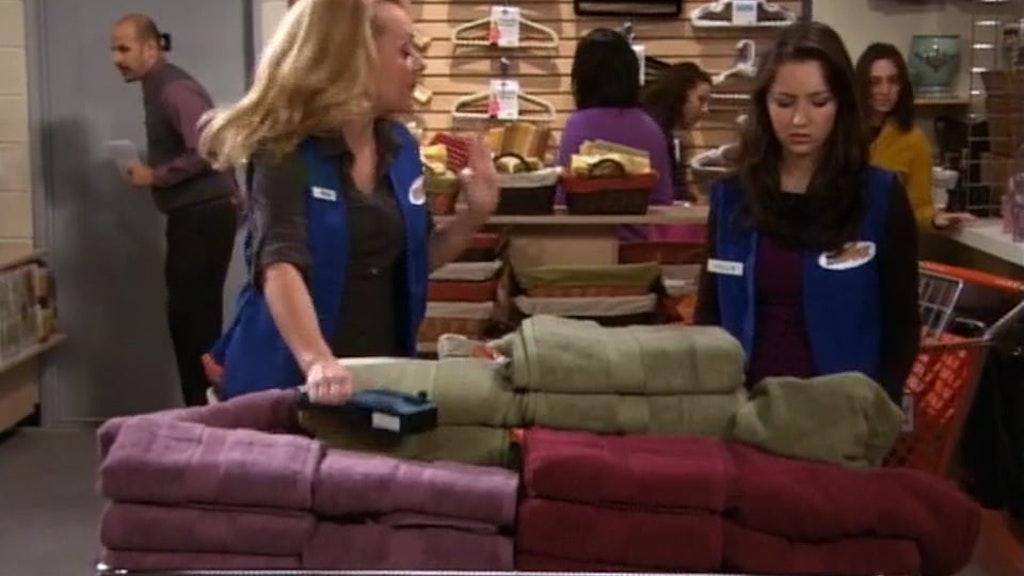 "Rita Rocks ""Take this job and Shove it"""