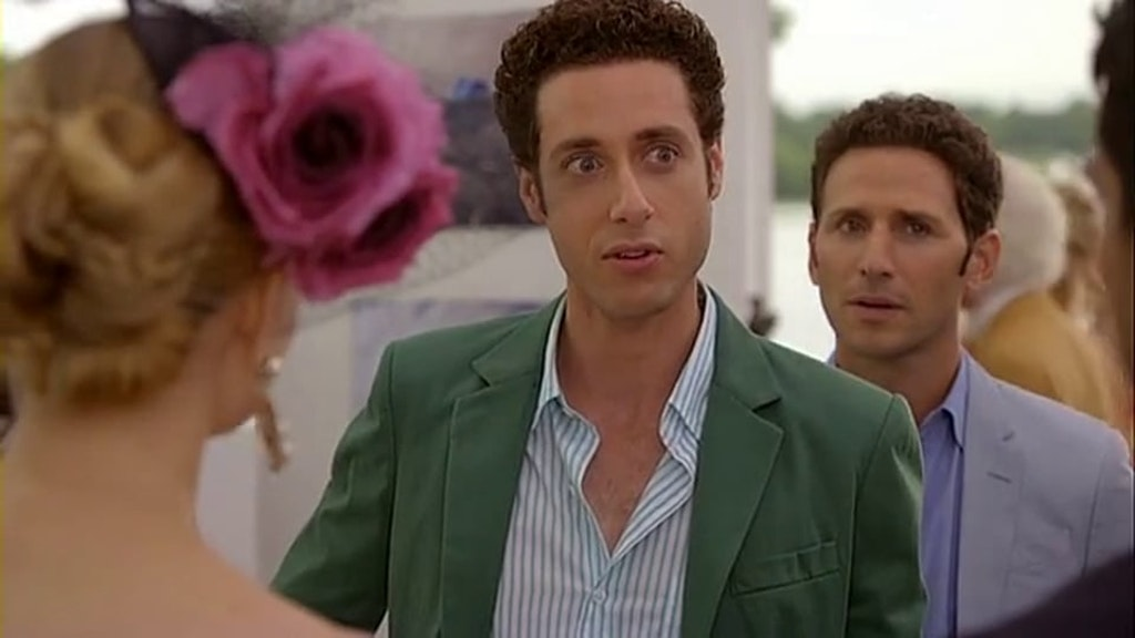 "Royal Pains ""Run Hank Run"""