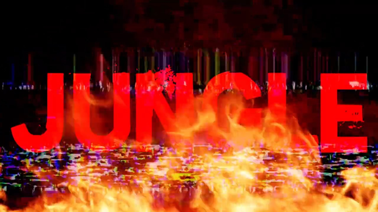 JUNGLE LYRIC VIDEO - Royal