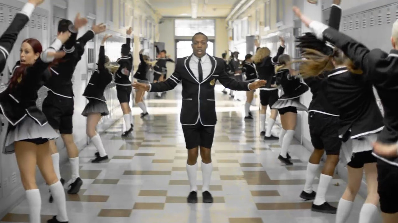 BLACK & WHITE - Todrick Hall ft Pentatonix/Superfruit
