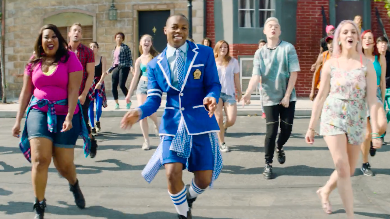 THE LITTLE PEOPLE - Todrick Hall