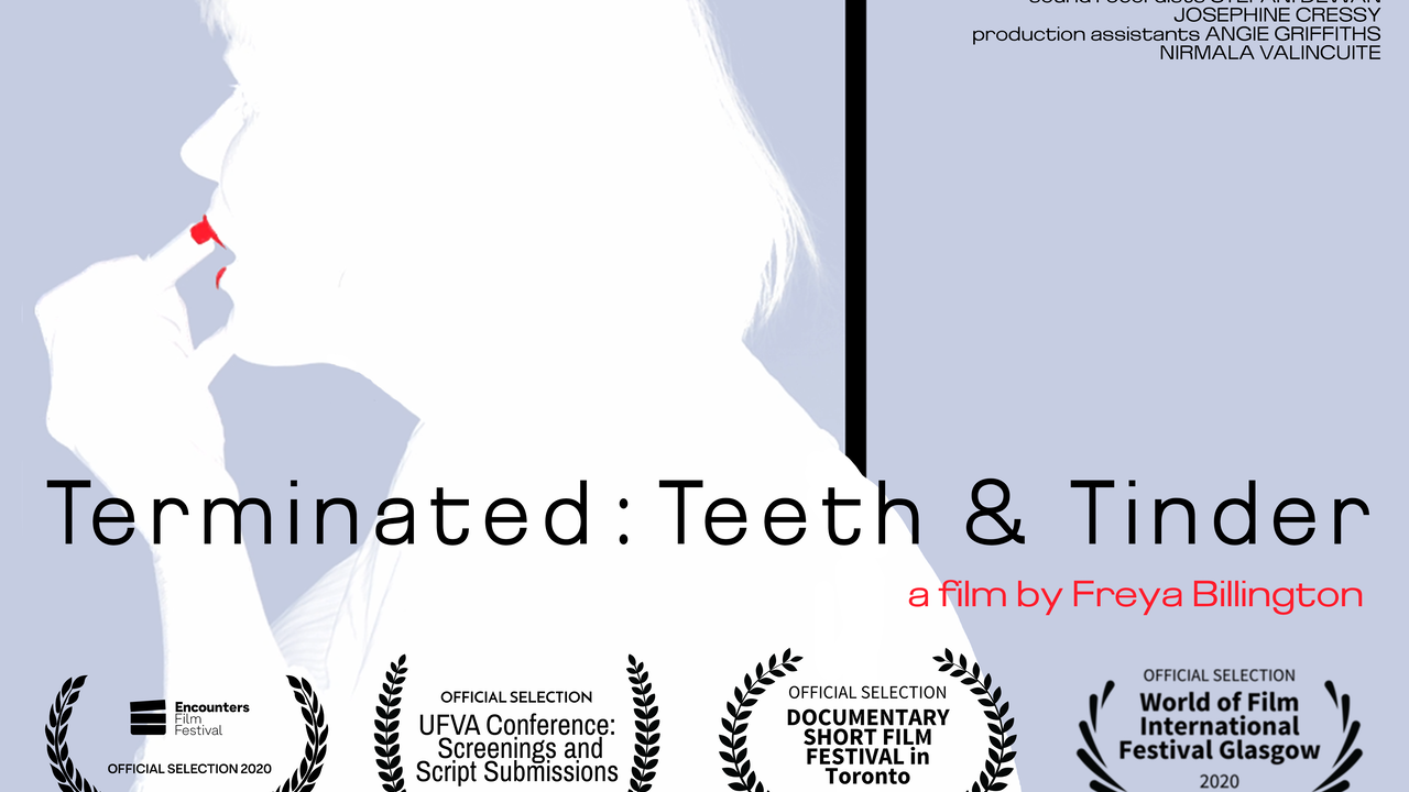 CO-PRODUCER | terminated: teeth & tinder (C4 Random Acts)