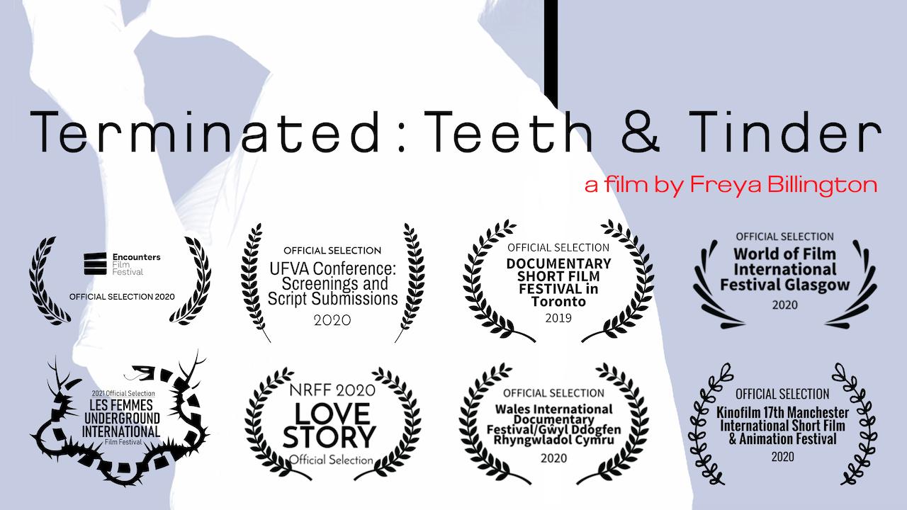 PRODUCER / CAMERA | terminated: teeth & tinder (C4 Random Acts)