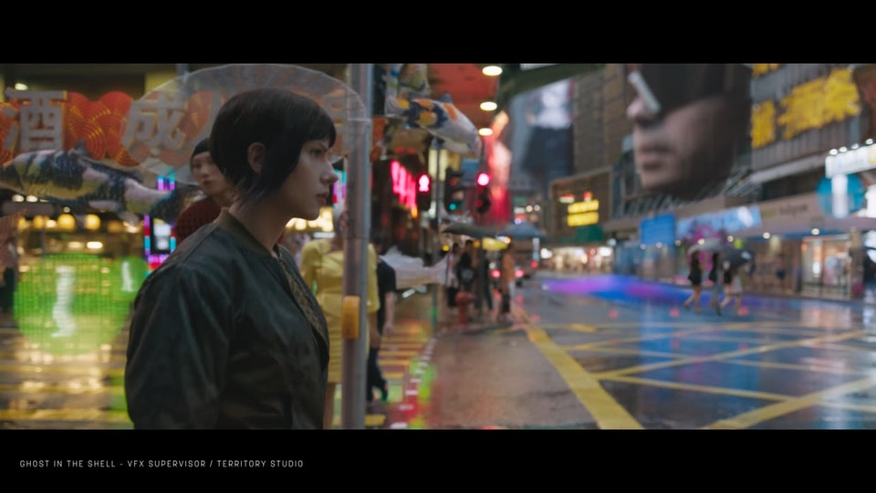 VFX Supervisor Reel