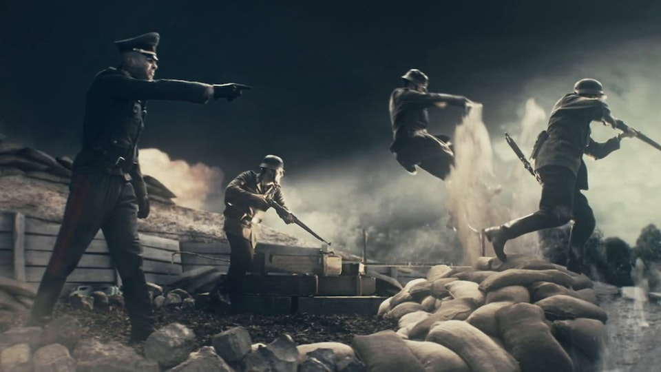 Heroes and Generals trailer