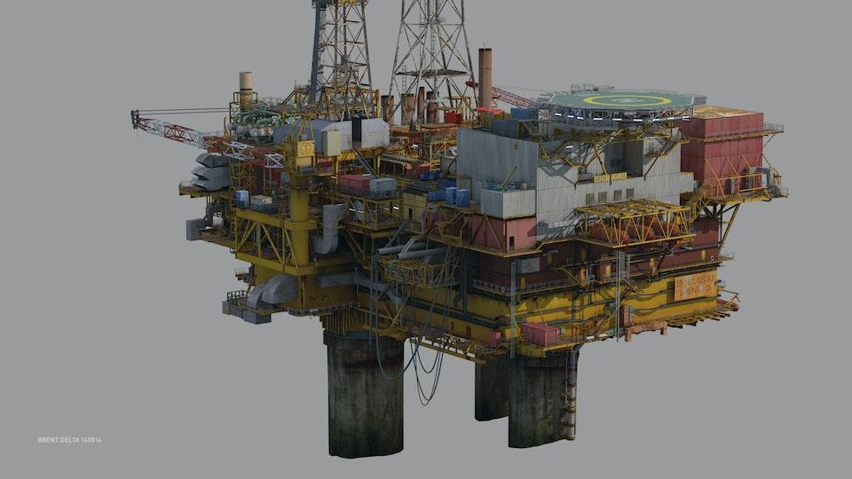 Platform decommissioning